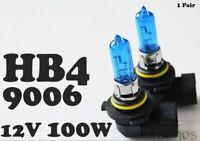 HB4 9006 12V 100W Xenon White 6000K Light Car Headlight Lamp Globes Bulb LED HID