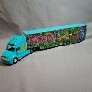 Scooby-Doo Racing Champions Die Cast Metal Transporter Truck Mystery Machine