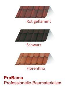 Dachdeckung rotgeflammt Dach Onduvilla Dachplatten Carport Gartenhaus Hütte