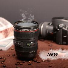 Pop PVC EF24-105mm SLR Camera Coffee Lens Mug Cup 1:1 Scale Cup