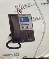 Snom 821 Voip Phones