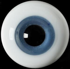 Nice 12MM Blue Glass BJD Eyes for  DOD DZ AOD Volks Luts MSD BJD Doll