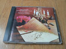 The immortal art of Charles Munch vol. 8 - Brahms : Symphony No. 1 -CD BMG Japan