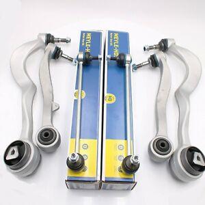 BMW E60 E61 Rag Kit Bras de Suspension Avant Incl. Meyle 'Accouplement 6 Pièces