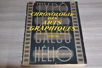 Chronologie des arts graphiques / Noël 1935