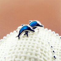New 1pc Dolphin Mood Ring Adjustable Emotion Feeling Color Changing Couple Rings
