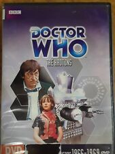 Doctor Who: The Krotons [#47] (DVD) 2012 - HTF - Patrick Troughton - VG Disc