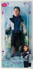 "Disney Store 2013 Frozen Prince Hans Classic Doll 12"" FIRST 1st Release Villain"