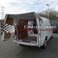 VW T6 TRANSPORTER (2015 ONWARDS) REAR AWNING COVER - GREY 401