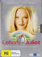 LETTERS TO JULIET – DVD – METAL SLIPCASE- R-4- NEW-FREE POST IN AUSTRALIA