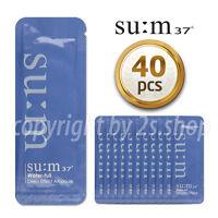 [SU:M37] Water Full Deep Effect Ampoule 1ml x 40pcs Moisturizers SUM37