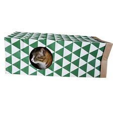 Pet Cat Tunnel Pet Tube Collapsible Play Toy Indoor Outdoor Kitten Puppy Toys C