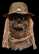 Colonel Husker Scarecrow Halloween Mask Not Don Post Not Freddy Jason