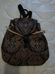Primark Backpack multicoloured unused