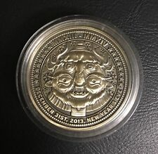 Phish 2013 Coin Series MSG 12/31/13 Millward New York Madison Square Garden NYE