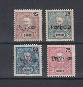 Portugal - Portuguese Congo Nice Complete Set MNG 1