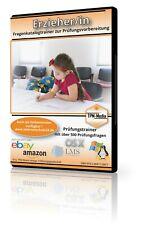 Fragenkatalogtrainer - Erzieher / in IHK mit über 500 Lernfragen (Windows)