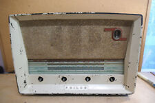 Rare Vintage Philco Tropic 127 Radio - Short Wave - Valve