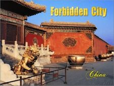 """Forbidden City/China"" Gilded Lion/Palace-/Tranquil Longevity"" (B313) {Postcard}"
