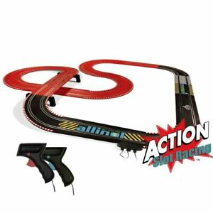 Scalextric Start 1:32 Track Set Layout With Throttles & Adaptor - Disney Cars