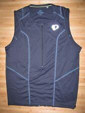 PEARL IZUMI SELECT Tri JERSEY Size MEDIUM Polyester SLEEVELESS Vest TRIATHLON