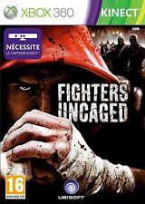 FIGHTERS UNCAGED                -----   pour X-BOX 360