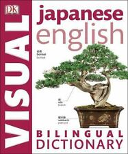 Japanese English Bilingual Visual Dictionary (DK Visual Dictionaries), DK