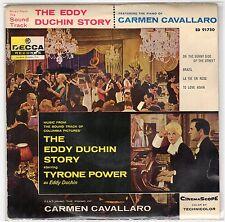 disco 45 GIRI Carmen CAVALLARO LA VIE EN ROSE - TO LOVE AGAIN - ON THE SUNNY...