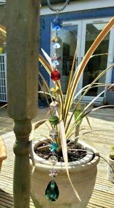 Angel Maker Rainbow Friendship Glass Mini Sun Catcher