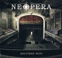 NEOPERA Destined Ways (2014) 12-track CD album NEW/SEALED