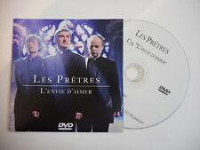 LES PRETRES : L'ENVIE D'AIMER ( CLIP ) [ CD PROMO ] ~ PORT GRATUIT