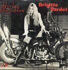 ★☆★ CD Single Brigitte BARDOT Harley Davidson 2-track CARD SLEEVE RARE ★☆★