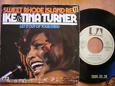 Ike & tina turner-sweet rhode island red/Get It Out