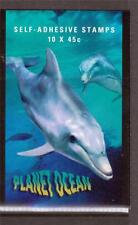 AUSTRALIA, 1998 PLANET OCEAN(DOLPHINS)  BOOKLET, SG SB 125,  MNH COMPLETE