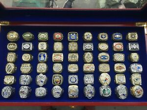 ALL Championship rings (1933-2020 years) 130+ RINGS