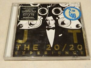 Justin Timberlake The 20/20 Experience CD [Deluxe Edition]
