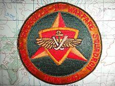 Vietnam War Patch USMC 1st WARFARE SQUADRON COUNTER GUERRILLA HMM-261