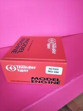 THUNDER TIGER RC MOTORCYCLE .12 bk PRO ENGINE,ROTO START,SUPER RARE, FM1