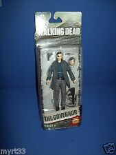 The Walking Dead Governor figure McFarlane Toys Long Coat series 6 Official AMC
