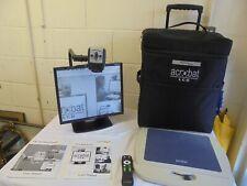 Enhanced Vision Acrobat ACVE19A+Case LCD Video Reader Magnifier