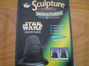 Star Wars puzzle 3D Darth Vader