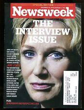 Newsweek Magazine December 27 2010 Jane Lynch EX w/ML 122816jhe