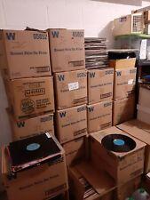 Vinyl Lot of 10 Rap,R&B, Disco,House,Soul,Funk & More Dj Collection 1970s -2000s