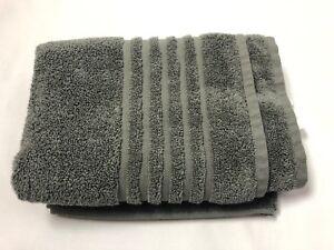 "NEW Hotel Collection Ultimate MicroCotton®  Bath Towel 30""x 56"" Smoke"