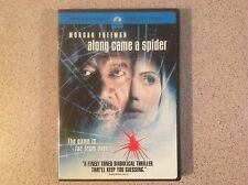 DVD, Along Came A Spider, Morgan Freeman