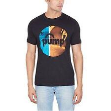 Reebok Patternless Short Sleeve Graphic T-Shirts for Men