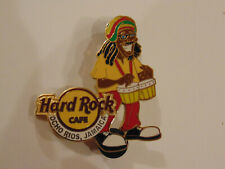 Bob Marley Hard Rock Cafe Ocho Rios Jamaica Pin Limited Edition RARE Reggae
