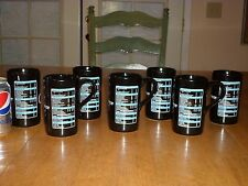 Bridge Card Game Scoring Table/ Contract Bridge,Ceramic Coffee Mugs,Total of # 7