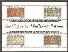 TIMBRE WALLIS ET FUTUNA FRANKREICH KOLONIE 2001 BLOC N°10 NEUF** MNH