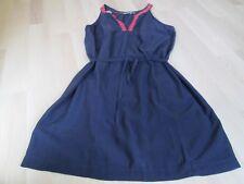 BODEN LADIES NAVY BLUE TUNIC DRESS 16R